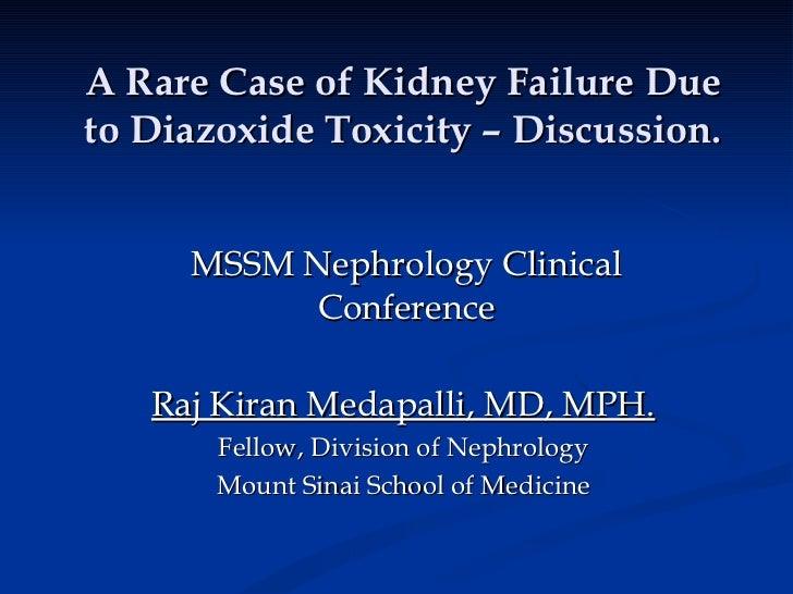 10 Signs and Symptoms of Kidney Disease