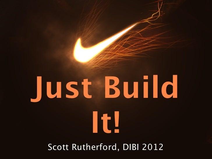 Dibi Conference 2012