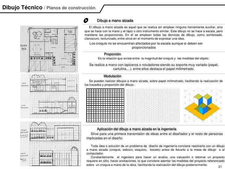 Dibujo de proyectos civiles for Hacer planos a escala