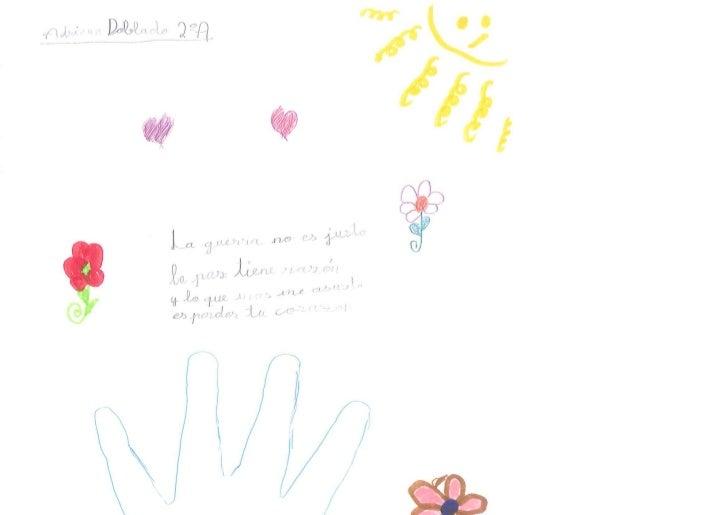 Dibujos San Valentín de Segundo de Primaria