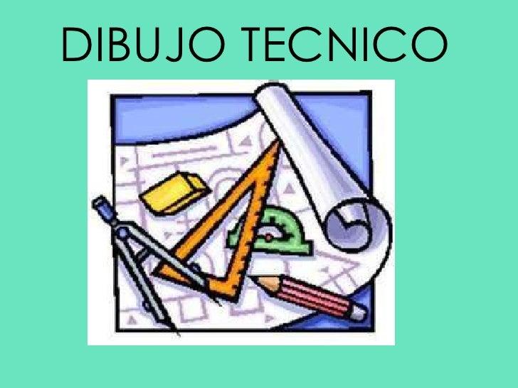 Dibujo Técnico - El Rincón del Vago