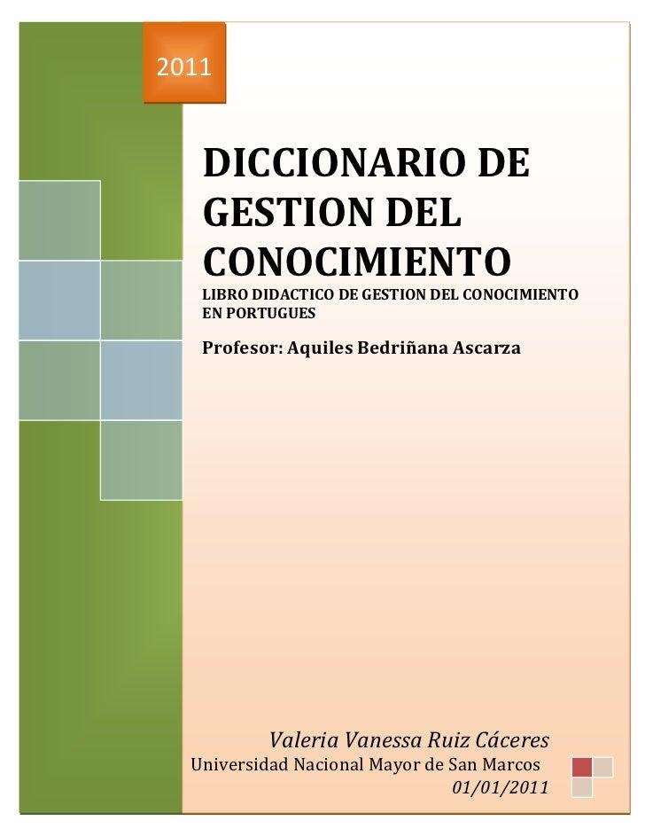Diccionario g.c