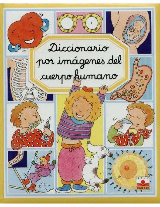 Diccionario por imágenes del cuerpo humano