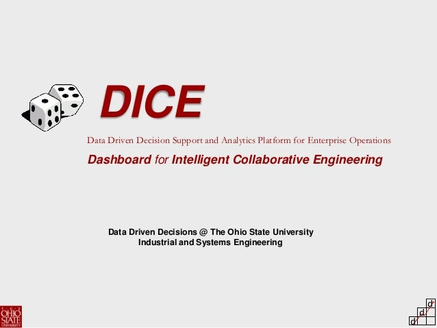 d d d Data Driven Decision Support and Analytics Platform for Enterprise Operations Dashboard for Intelligent Collaborativ...