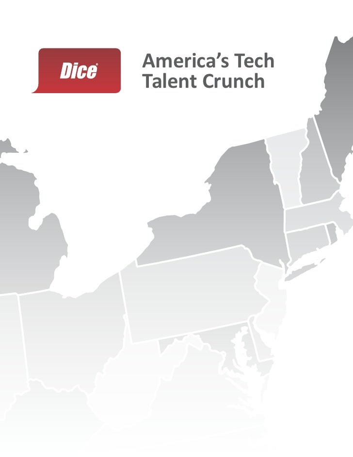 America's TechTalent Crunch
