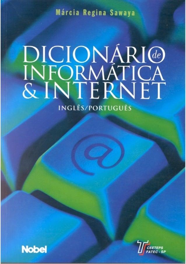 Dicionário de informática_&_internet_inglês-português
