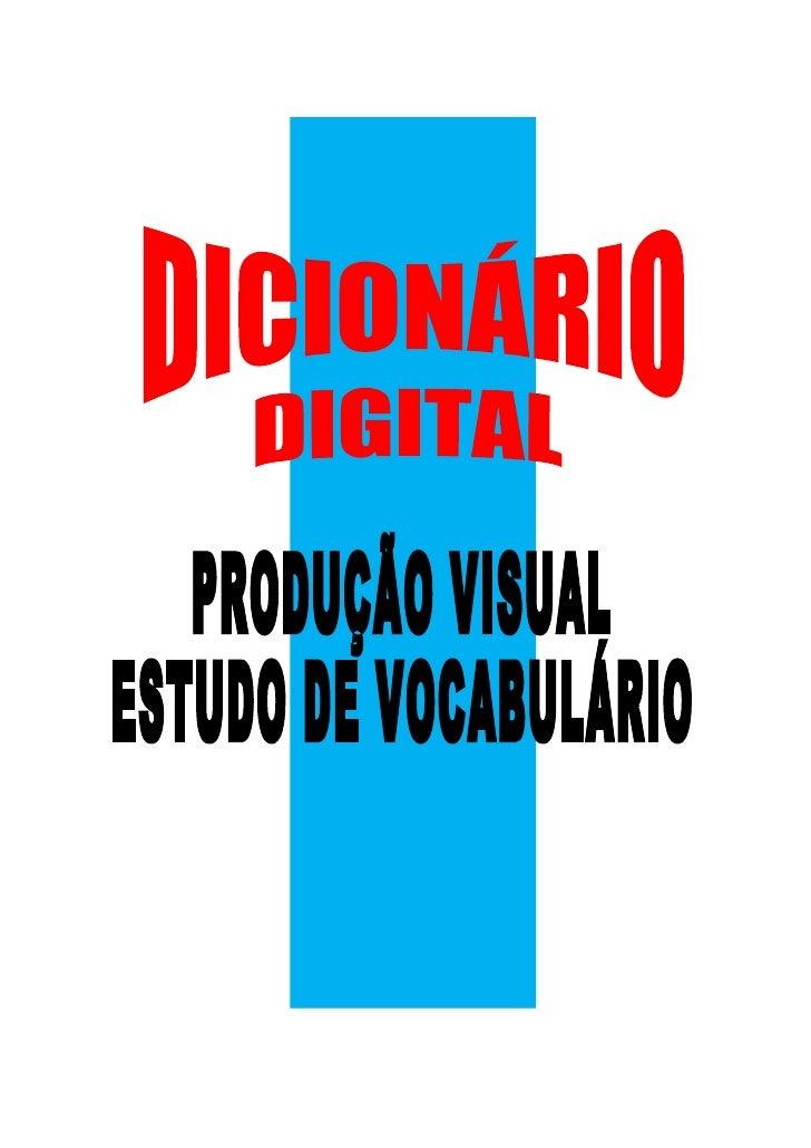 Dicionário digital