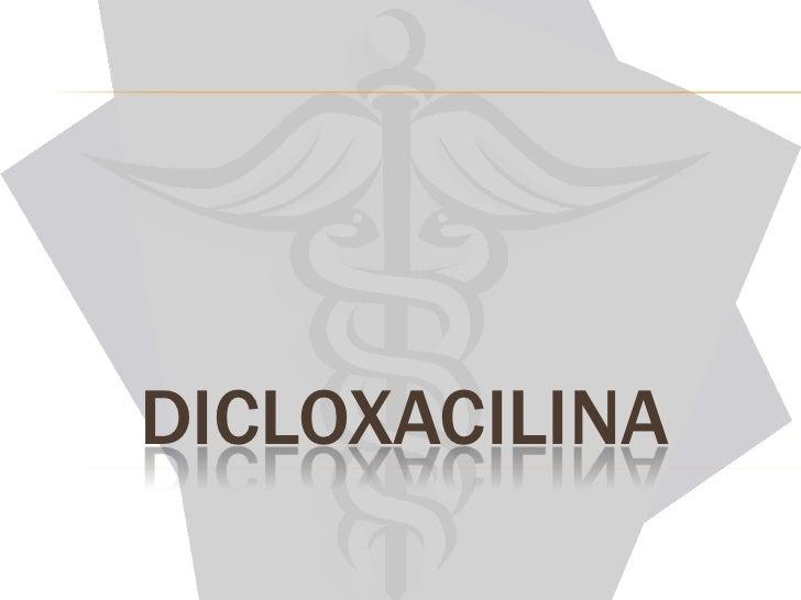 dicloxacilina<br />