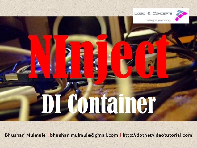 NInject - DI Container