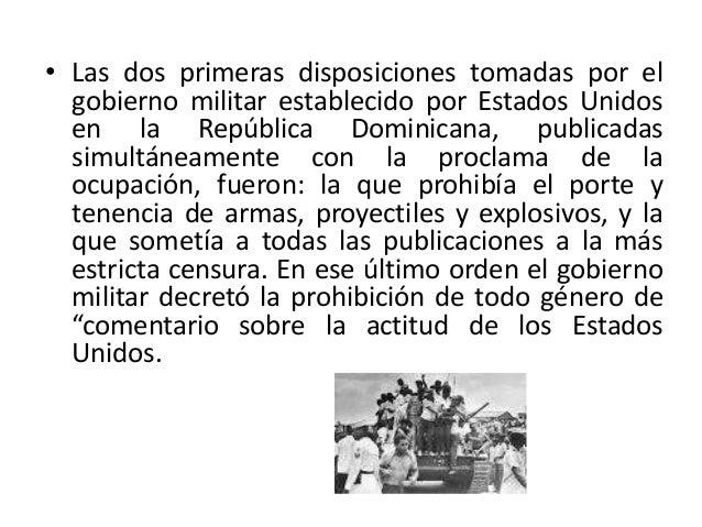 Dictadura trujillista for Porte y tenencia de armas de fuego en republica dominicana