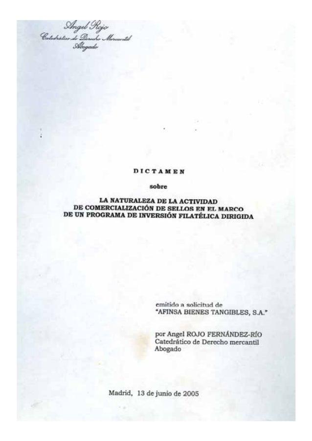 """. / v /  x,  j .  """"l -4¡.  i;  - .  ¿fix/ et?   DICTAMEN  sobre  LA NATURALEZA DE LA ACTIVIDAD DE conrDRcIALIzAcIóN m:  SEL..."""