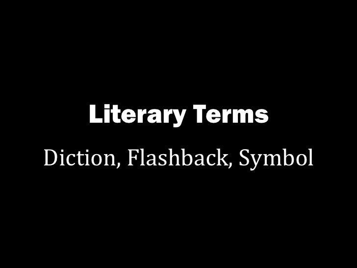 Diction flashback-symbol