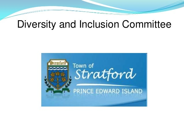 Diversity and Inclusion in Stratford
