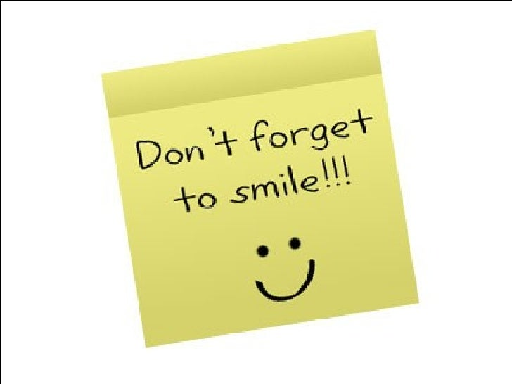 Did U Smile Today!! Plzz Smile
