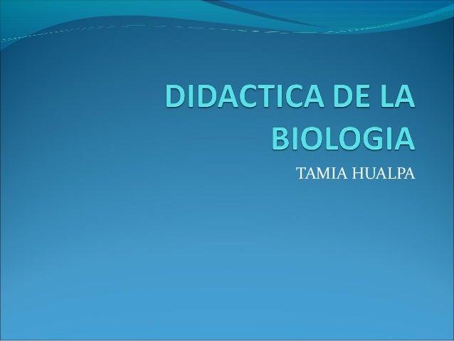 TAMIA HUALPA