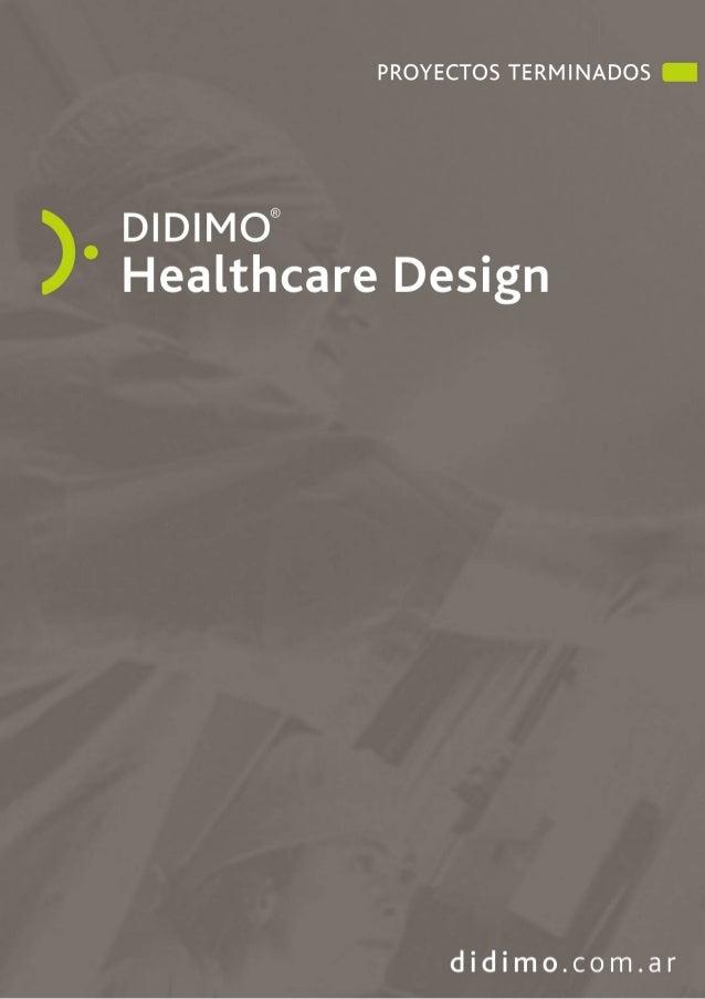 DIDIMO                                                                          Healthcare DesignSomos una empresa de I+D ...