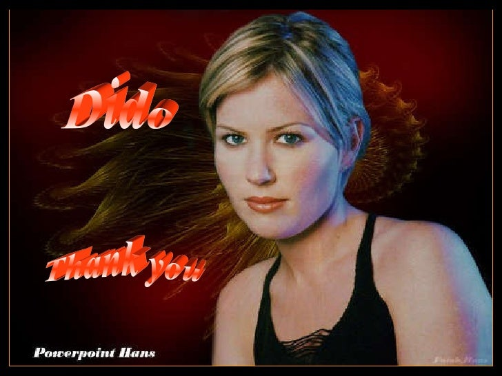 Dido Thank you