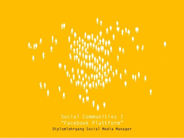 "thanks for the ad(d).   Social Communities I   ""Facebook Plattform""Diplomlehrgang Social Media Manager"