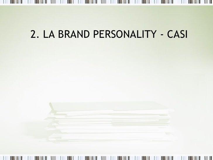 Dieci idee 2 la brand personality 2012   b