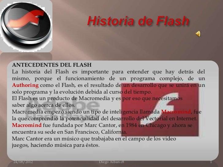 historia de flash por diego alban