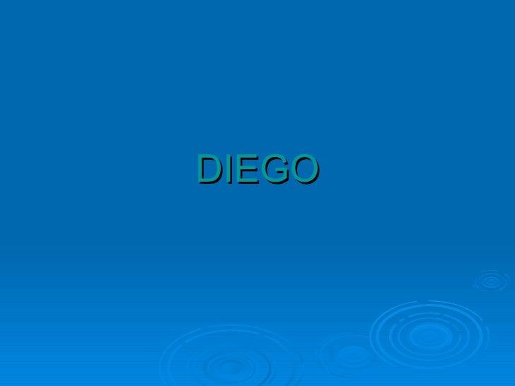 Diego Album