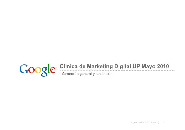 ¿Por qué Google? - Diego Antista