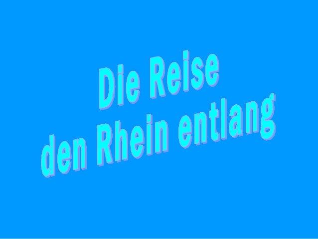 Rheinfall Trier Mäuseturm Deutsche Dreieck Porta Nigra