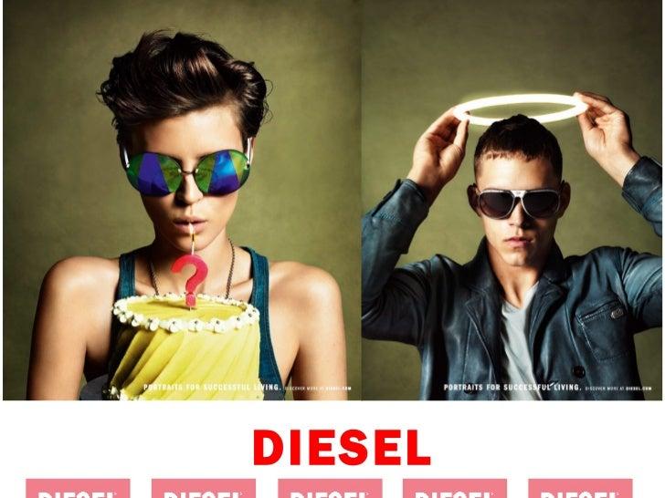 Advertising Strategy of Diesel