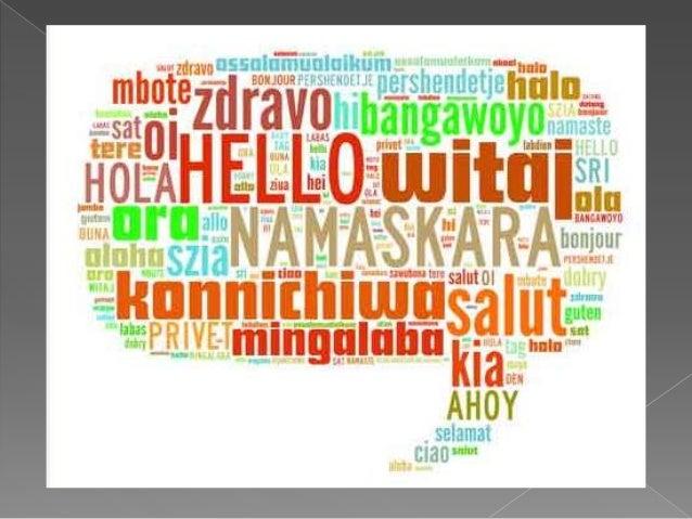 fünf Sprachen: Spanisch, Portugiesisch,  Deutsch, Englisch und ein bisschen  Italienisch.Und du? Wie viele Sprachen sprich...