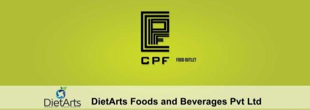 Diet Arts CPF Profile
