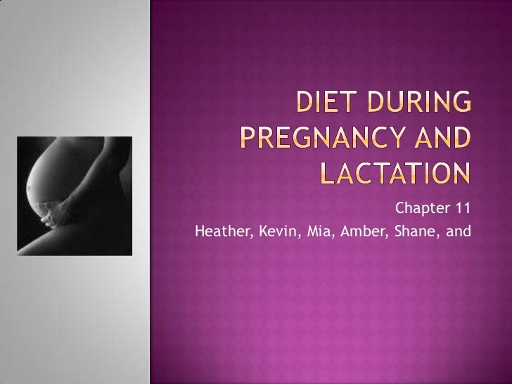 Diet suggestion during Pregnancy and Lactation