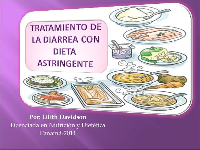Dieta astringente - Alimentos para evitar la diarrea ...