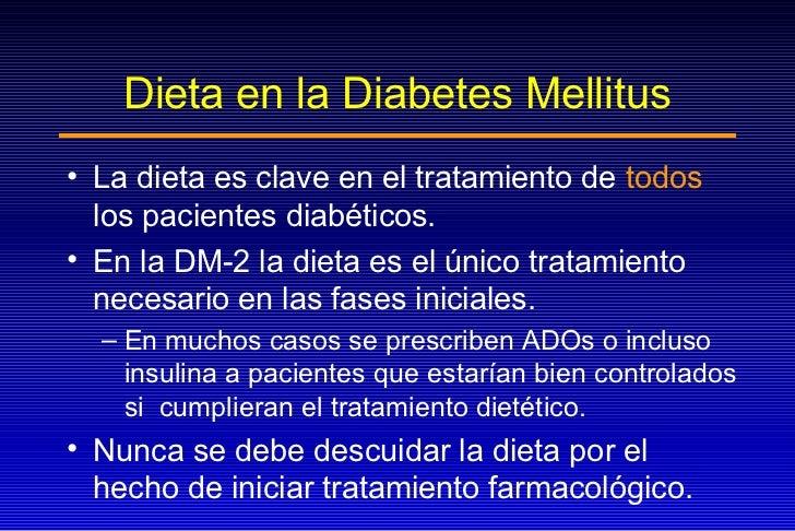 Tratamiento de la diabetes tipo 1 y 2