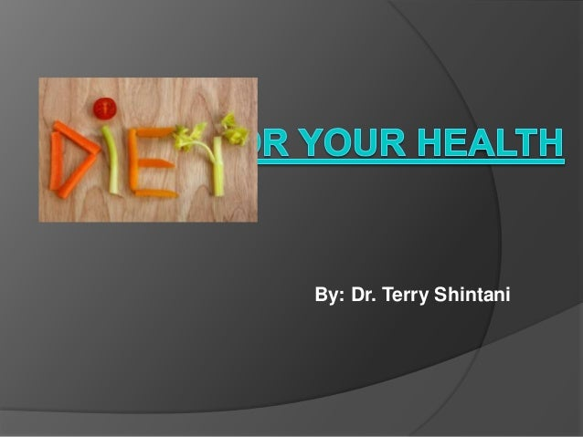 Diet for your health