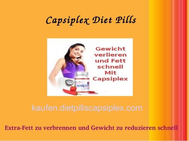 CapsiplexDietPills ExtraFettzuverbrennenundGewichtzureduzierenschnell kaufen.dietpillscapsiplex.com