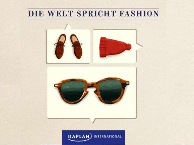 Die Welt spricht Fashion - In sechs Outfits um die Welt!