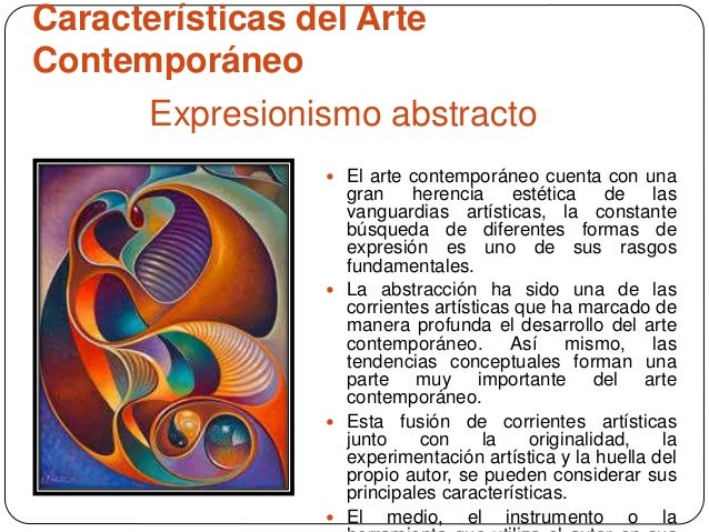 diferencias entre lo moderno y contempor neo del arte