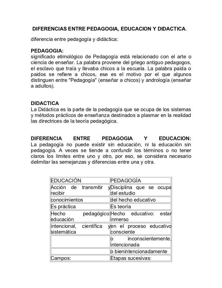 Diferencias entre pedagogia[1]