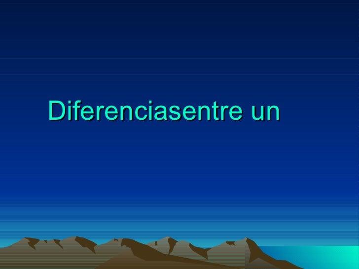 Diferencias entre un profesor y un maestro