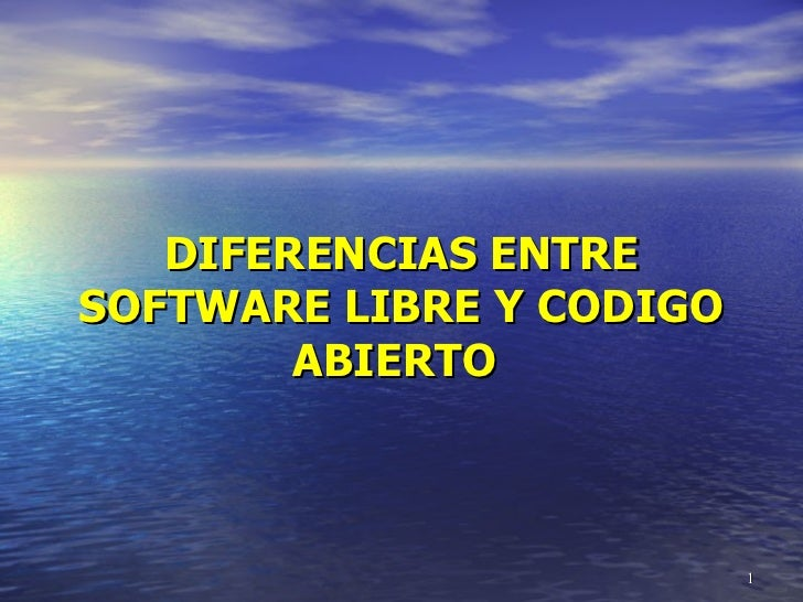 http://image.slidesharecdn.com/diferenciassoftwarelibreycodigoabierto-120322182654-phpapp01/95/slide-1-728.jpg?1332458925