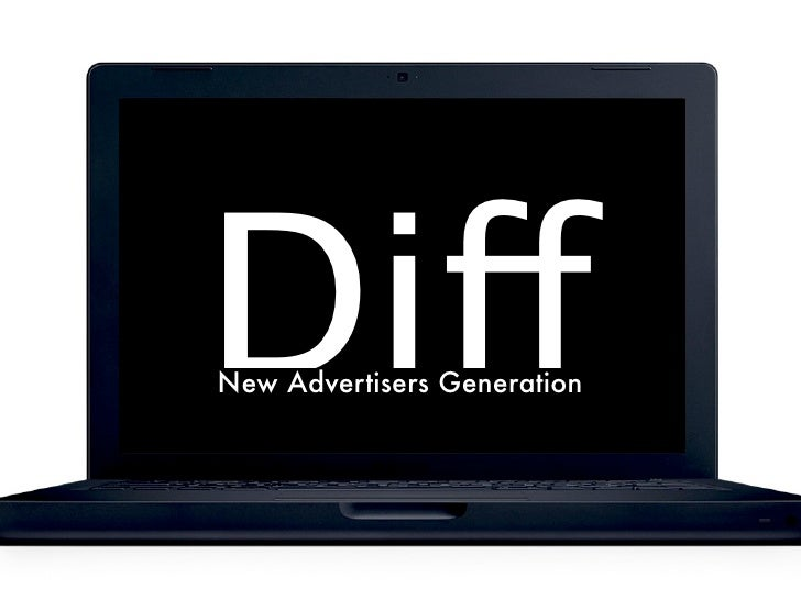 Diff New Advertisers Generation