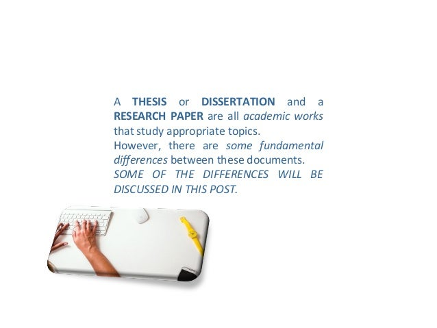 difference between dissertation and theses We will find a difference between these documents, plus share with readers some good tips related to writing a successful college student resume to get a great job after finishing studying similar things between the dissertation and thesis here are similarities between a thesis & dissertation to learn.