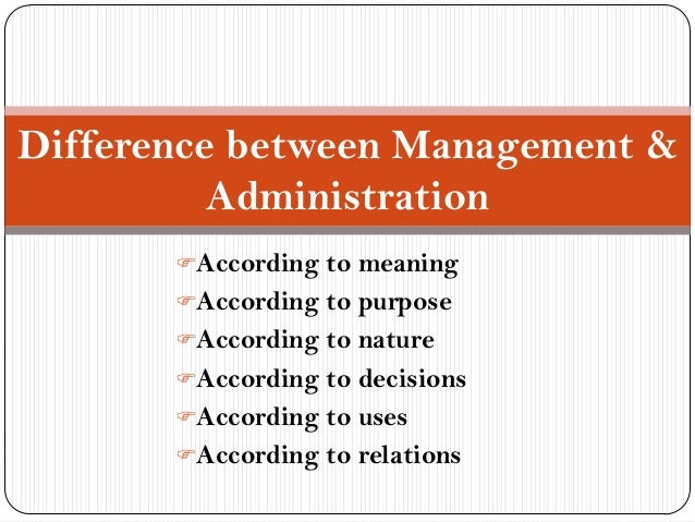 the difference between administrative management and Information systems collect, process and store raw data, while management information systems do the same in business and commerce.