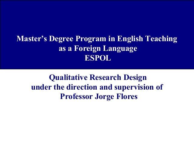 Differences between qualitative and quantitative research designs