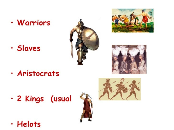 Slaves in Athens and Sparta, were there differences? Help help?