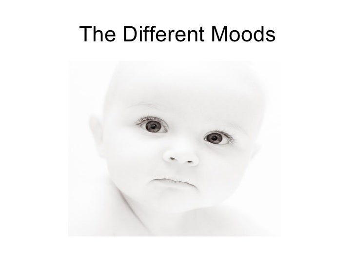 The Different Moods