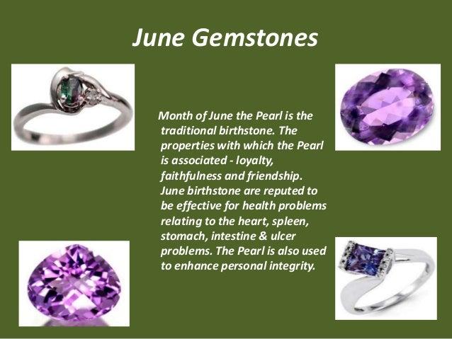 Gemstone Birthstone Jewellery Handmade in England by