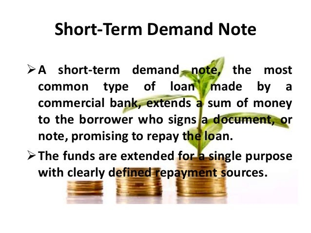 short term financing essay While you can ideally choose from several options, each source of financing   especially if you're approaching retirement age and are running out of time to.