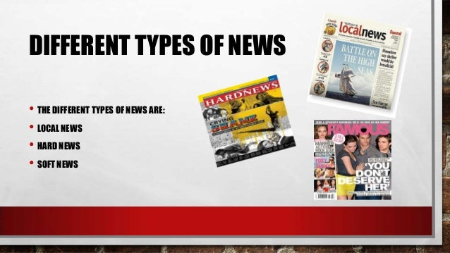 the different types of news service The postal service has nine different types of processing facilities: processing and distribution centers — p&dcs process and dispatch mail coming in from.