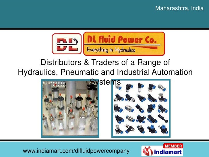 Distributors & Traders of a Range of Hydraulics, Pneumatic and Industrial Automation Systems<br />